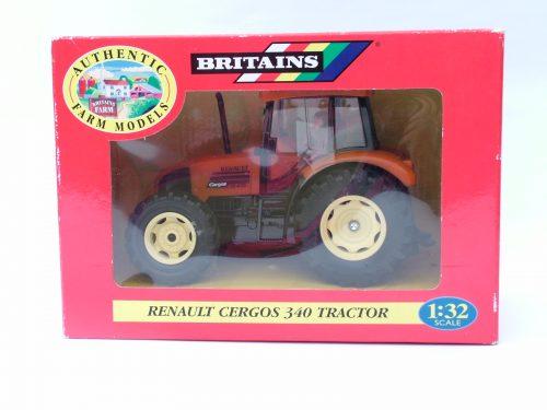 Britains Renault Cergos 340 Tractor