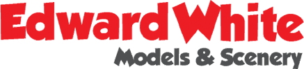Edward White Model Scenery Logo